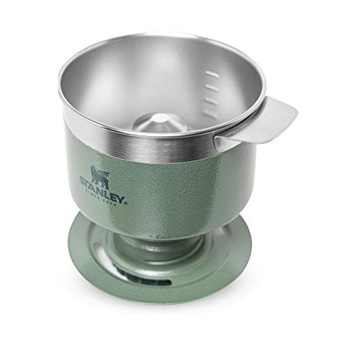 Stanley Perfect Brew Pour Over – Do 1-6 kubków - Filtr wielokrotnego użytku - Bez stosowania filtrów jednorazowych - Bez BPA - Łatwy wmyciu, dołączany filtr ze Stali Nierdzewnej