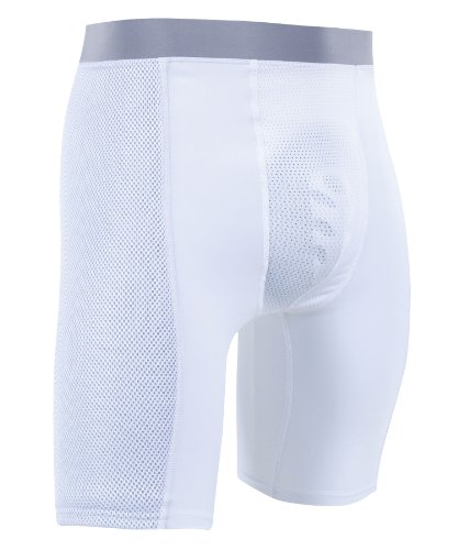 Russell Men's Baseball Sliding Shorts - Medium