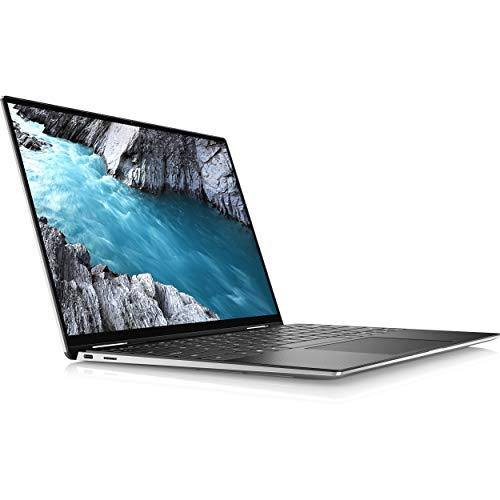 Dell XPS 13 2-in-1 Laptop - Intel Core i5-1035G1 - 10th Gen - 128GB SSD - 8GB SDRAM - 3.6GHz - Windows 10 - FHD Touch Screen - Silver - New