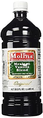 Mexican Vanilla Blend By Molina Vainilla