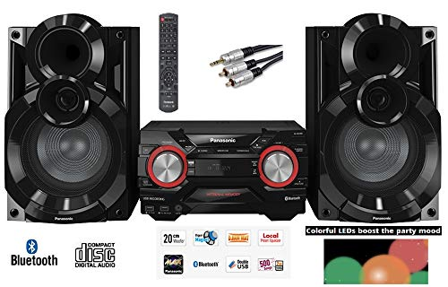 Panasonic SC-AKX400EB-K 600W RMS Home System Wireless with 2GB internal...