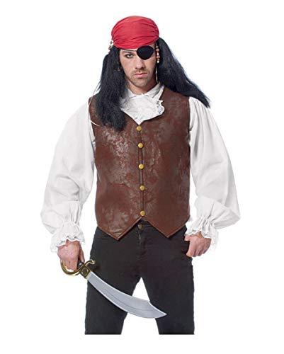 Horror-Shop Gilet costume look antique
