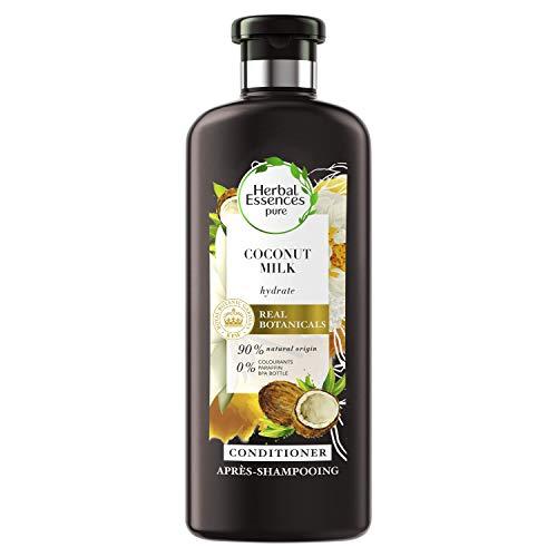 Herbal Essences Balsamo Latte di Cocco Idratante, in Collaborazione con Giardini Botanici Reali di Kew, 360 ml