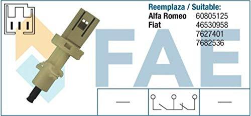 SPECTROMATIC 24410 Interruptor de luz de parada ALFA ROMEO FIAT LANCIA 60805125 7627401