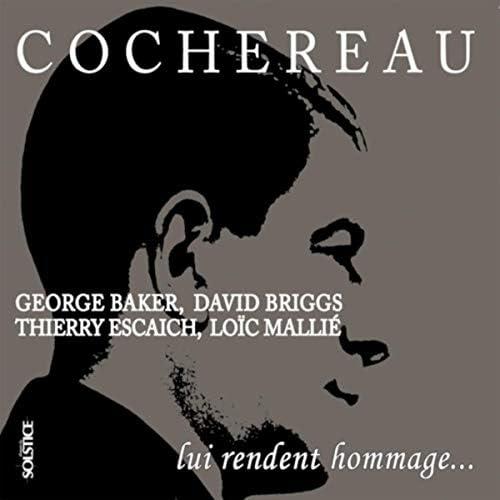 David Briggs, Thierry Escaich, Loïc Mallié & George C. Baker