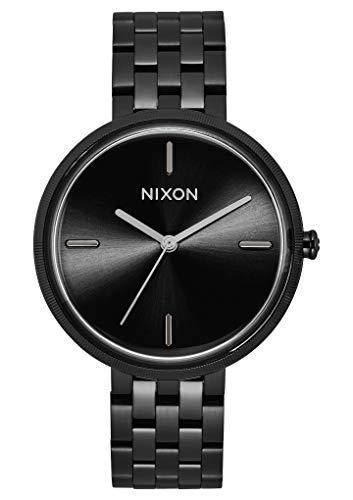 Nixon dames analoog kwarts horloge met roestvrij stalen armband A1171-001-00