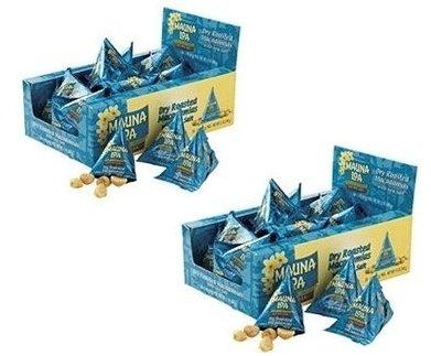 マウナロア マカデミアナッツ 24小袋パック (【塩味.2箱】)