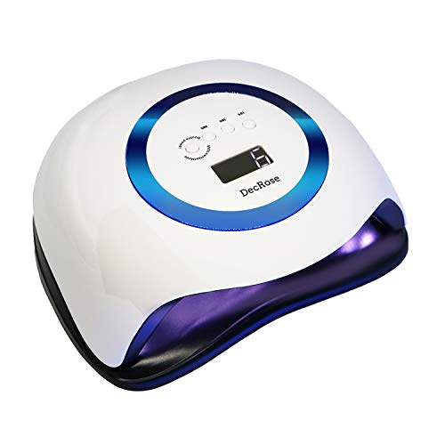 led Gel Light lamp Nail Dryer for Gel and Regular Polish led Light Nail Lamp Polish, led lamp for Nails, for Acrylic Nails with Auto Sensor Manicure Curing Lamp for Fingernail and Toenail