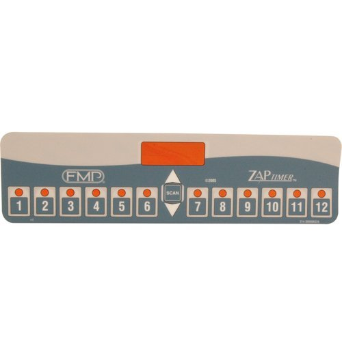 (FAST.) FMP Zap Timer 12-Product Timer Overlay by (fast.) 214-30000R22