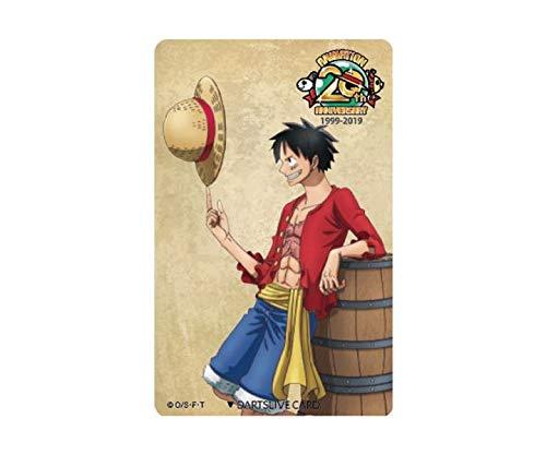 ダーツライブ ゲームカード 2019 ワンピース ルフィ