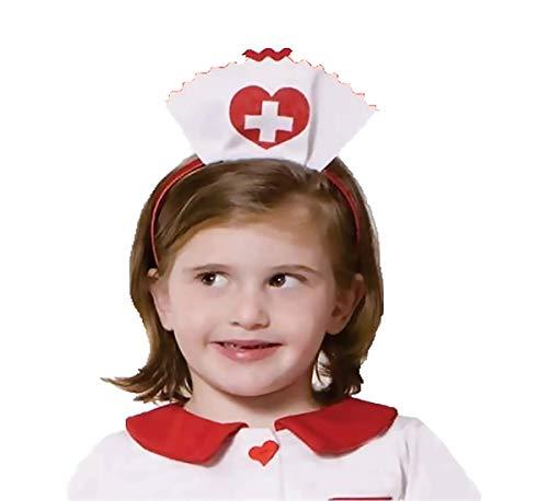 Dress Up America Infirmière Headpiece pour les enfants