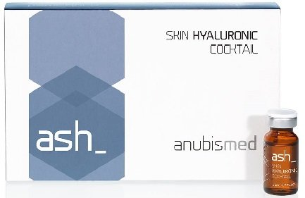 AnubisMed Genuine Skin Hyaluronic Treatment New product type Vials 5ml 5 x