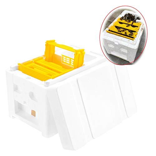 HunterBee Bienenstock König Aufzucht Box Bienenzucht Werkzeuge Zubehör Imkerei Ausrüstung
