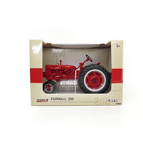 Farmall 200 Tractor 1/16 Scale New in Original Box ERTL -  44104