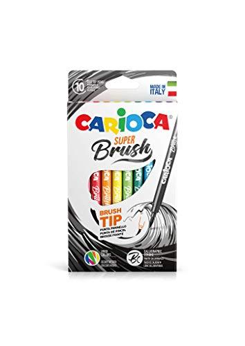 Rotuladores Lettering Crayola Marca Carioca