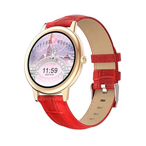AYZE Smart Watches for Women Batería De 150 mAh, 24 Modos De Ejercicio, Monitorización De Sueño/Frecuencia CardíAca, CronóMetro Y Función De BúSqueda De TeléFono, Reloj De Llamadas Y Mensajes Mujer 4