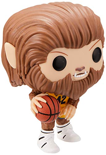 Funko - Pop! Películas: Teen Wolf - Scott Figura Coleccionable, Multicolor (41400)