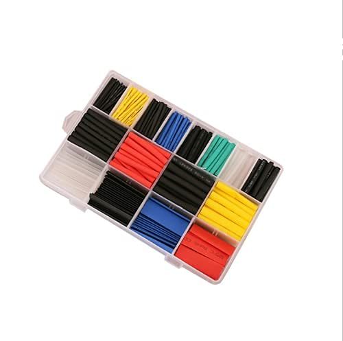 Heat shrinkable Ranking TOP14 Tube(Red Yellow Blue Green Special price Trans Black