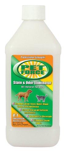 Pet Fuerza Natural a las manchas y olor eliminator Remover orgánico...