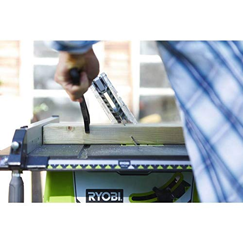 Ryobi RTS1800-G + support pliable + roues 1800W - Ø 254 mm