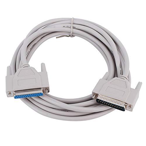VINGVO Cable Paralelo Macho a Hembra, Cable de extensión Paralelo, máquina de Grabado máquina de Grabado Mach3