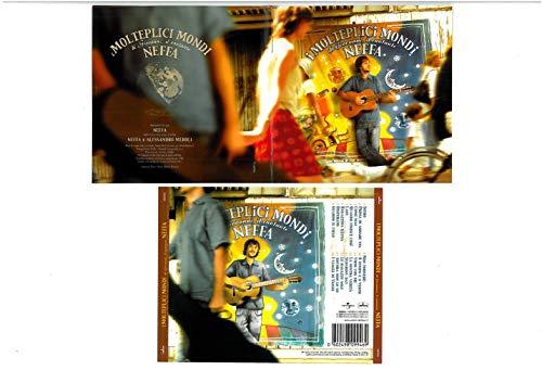 I molteplici mondi di Giovanni, il cantante Neffa (CD 2003 prima edizione)