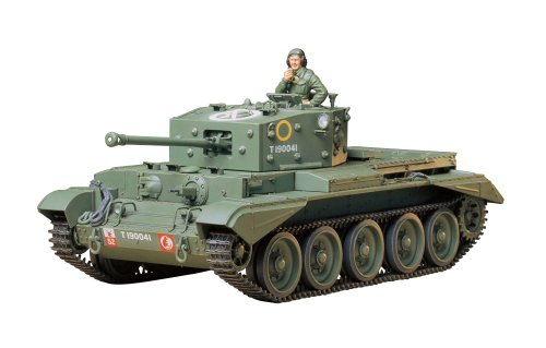 TAMIYA 300035221 - 1:35 WWII Britische Panzer Cromwell Mk.IV Cruiser (1)