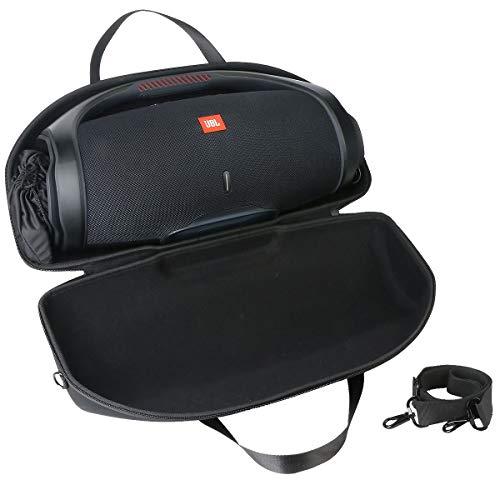 Khanka Hard Case for JBL Boombox 2 - Waterproof Portable Bluetooth Speaker(case only)