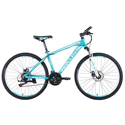 Nengge Mountainbike, 26 inch, 21 versnellingen, hardtail, mountainbike, mountainbike, voor volwassenen, jongeren, meisjes