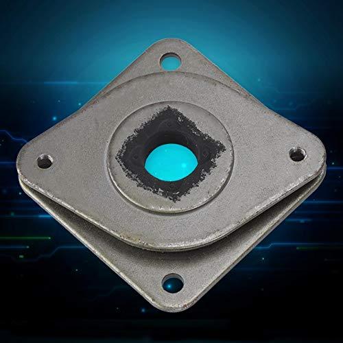 Améliore considérablement la sécurité Résiste à la corrosion 3PCS Amortisseurs de moteur pas à pas Durable Amortisseur de moteur Réduit les vibrations Excellent remplacement pour