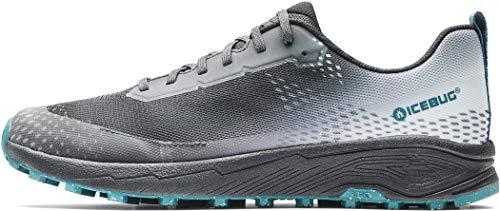 Icebug Horizon RB9X Laufschuhe Herren Black/Teal Schuhgröße US 8,5 | EU 41,5 2021 Laufsport Schuhe
