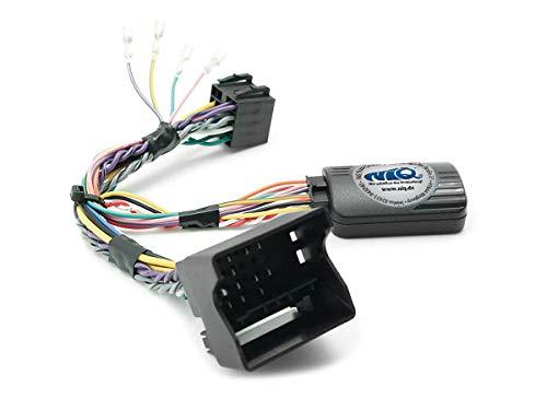 CAN-Bus Adapter geeignet für Mercedes-Benz A-Klasse | B-Klasse | C-Klasse | CLC | CLK | ML | R-Klasse | SL | SLK | Sprinter | Viano | Vito mit Quadlock-Anschluss