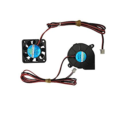 3D Printer Fan Blower Fan DC 24V 40x10 50x15 Extruder Cooling Fan (1M) Eewolf