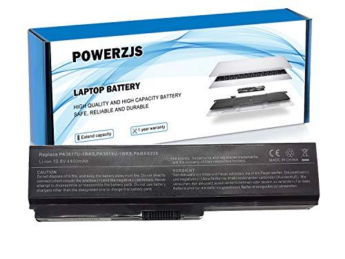 ZJS PA3817U-1BRS PA3818U-1BRS Batteria del laptop per Toshiba Satellite A660 C650 C650D C655 C660 C660D C670 C670D L600 L630 L675 L675D L755 L755D L770 L750[10,8V 48Wh]