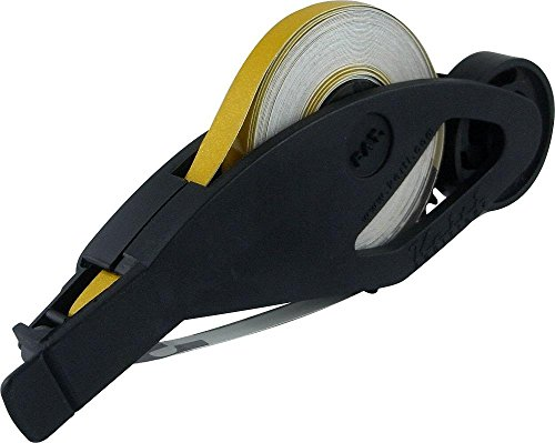 KEITI Motorcycle Car Wheel Stripes - Rim Tape with Applicator WS800Y - Reflective Yellow