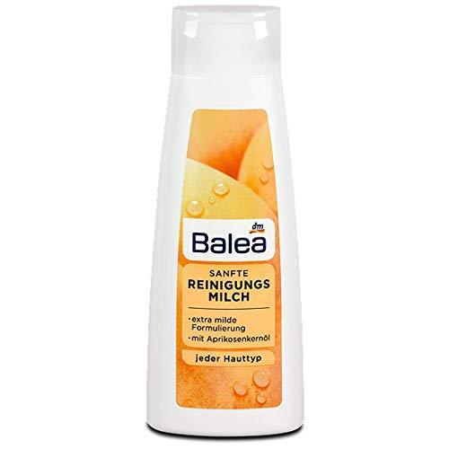 Balea Reinigende Milch mit pflegendem Aprikosenkernöl, 200 ml