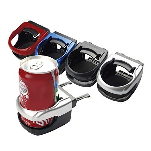 fgjhfghfjghj Auto Botella de ventilación de Aire para automóvil Can Coffee Beber Portavasos Soporte Bandeja de Montaje Soporte de Taza Multifuncional para automóvil Organizador Interior