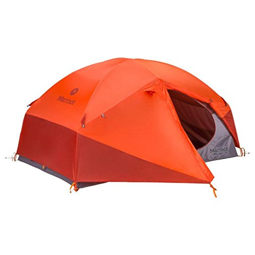 Marmot Unisex Limelight 2P Tent Cinder/Rusted Orange Tent One Size