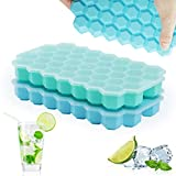 Best Ice Cube Trays - Upgrade Ice Cube Trays, TGJOR 2 Pack Silicone Review