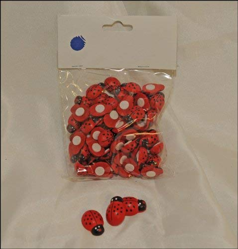 Walter Ghisi Sac Coccinelle Rouges 80pza. e.100 18 mm