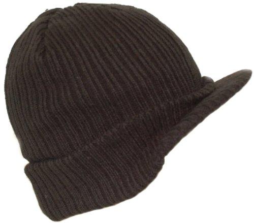 Top Brand - Bonnet - Homme Noir One Size