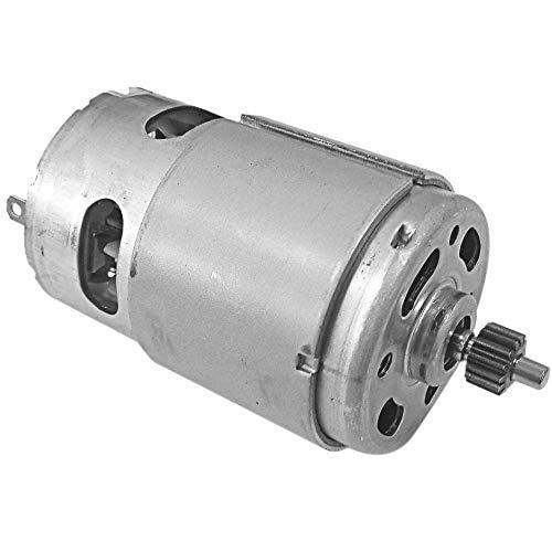 Motor de CC compatible con taladros Makita DDF453 DHP453 DF457D - Nº de pieza 629937-8