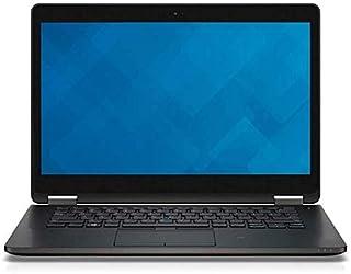 14 Inch DELL Latitude E7470 Notebook Intel Core i5 6300U 256GB SSD 4GB Win 10 Pro (Renewed)