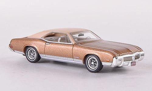 Buick Riviera GS, Gold beige , 1969, Modellauto, Fertigmodell, Neo 1 87