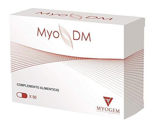 Myo DM Complemento alimenticio | Potente acción quemagrasas | Adelgazante rápido| Fat Burner| Aumenta la masa muscular y el rendimiento deportivo