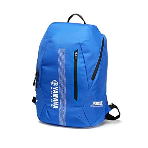 Yamaha-Rucksack blau | Rucksack mit ausreichend Stauraum, z. B. für Ihren Laptop