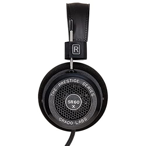 GRADO SR60x Prestige Series Wired Open-Back Stereo Headphones