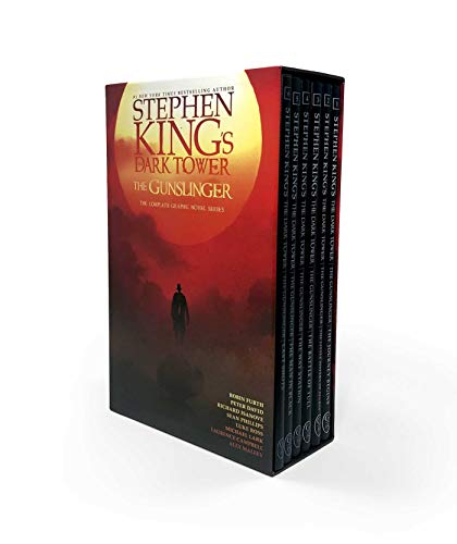 Stephen King's The Dark Tower: The Gunsliger: The Complete Graphic Novel Series (Stephen King's The Dark Tower: The Gunslinger)