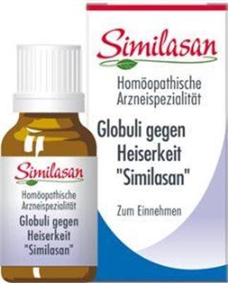 Globuli Similasan gegen Heiserkeit (15 G)