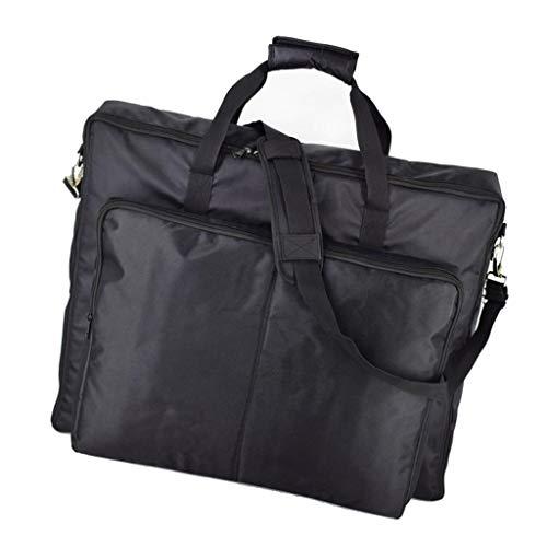 Sharplace 27 Zoll Portable Travel Tragetasche Tasche Desktop-PC Tasche, Groß Aufbewahrungstasche für Transportieren von Computer Monitor
